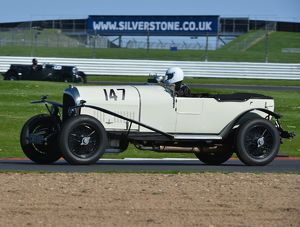 CJ5 7487 Vivian Bush, Bentley 3 Litre