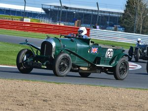 CJ5 7500 William Elbourn, Bentley Le Mans