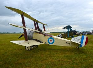 CJ5 9001 Sopwith, Triplane, N500