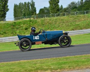CJ6 0399 Tom Walker, Hispano-Suiza Alfonso
