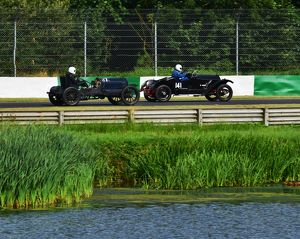 <b>VSCC Bob Gerard Memorial Trophy Meeting Mallory Park Aug 2015</b><br>Selection of 54 items