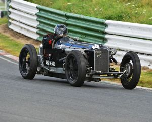 CJ6 0487 Tom Walker, Amilcar-Hispano Special