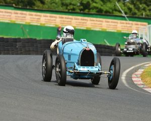 CJ6 0497 Bo Williams, Bugatti T35B