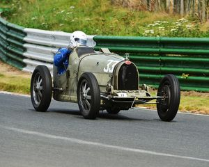 CJ6 0505 Chris Hudson, Bugatti T35B