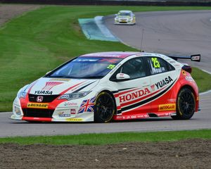 CJ6 1265 Matt Neal, Honda Civic Type R