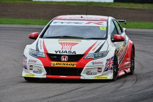 CJ6 1407 Gordon Shedden, Honda Civic Type R