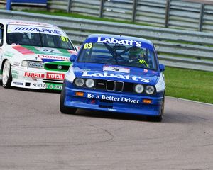 CJ6 1640 Dave Ball, BMW E36 M3