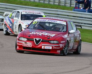 CJ6 1650 Neil Smith, Alfa Romeo 156