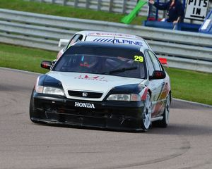 CJ6 1655 Paul Rivett, Honda Accord