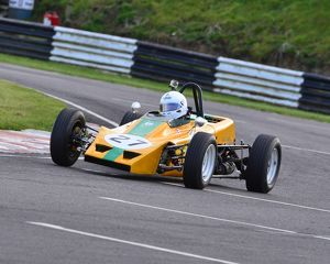 CJ6 4785 Dick Dixon, Lotus 61