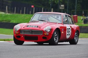 CJ6 5050 Mike McBride, MG C GT