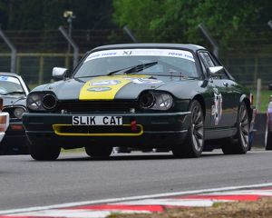 CJ6 5056 Ian Drage, Jaguar XJS