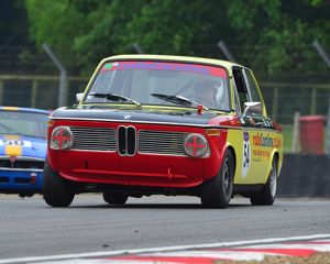 CJ6 5152 David Cornwallis, BMW 1600 ti