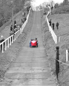 <b>VSCC New Year Driving Tests, Brooklands, January 2017</b><br>Selection of 59 items