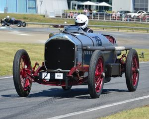 CJ6 8719 Mike Miles, Napier Type 75