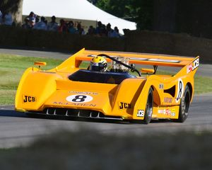 CJ6 8996 Andy Newall, McLaren Chevrolet M8F