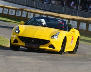 CJ6 9001 Ferrari California T