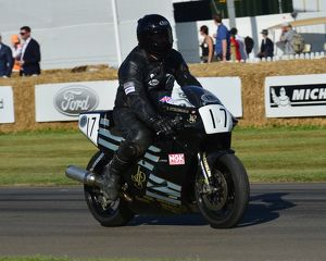CJ6 9097 James Hewing, Norton JPS Works Rotary RCW
