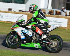 CJ6 9303 James Hillier, Kawasaki ZX-10R