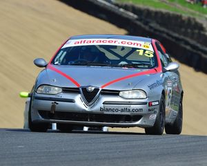 CJ6 9773 Michael Tydeman, Alfa Romeo 156