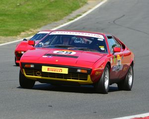 CJ6 9884 William Moorwood, Ferrari 308 GT4