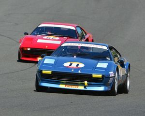 CJ6 9889 John Swift, Ferrari 308 GTB