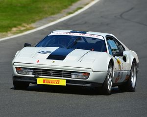 CJ6 9897 Peter Everingham, Ferrari 328 GTB
