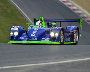 CJ7 1297 Martin Short, Dallara SP1