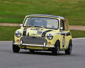 CJ7 1324 Billy Nairn, Carl Nairn, Austin Mini Cooper S