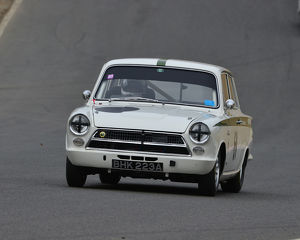CJ7 1331 Katsuaki Kubota, Ford Lotus Cortina