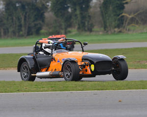 CJ7 1932 Gareth Senior, Harry Senior, Caterham Supersport