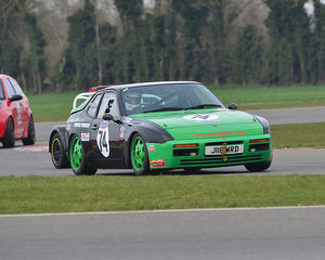 CJ7 1938 James Dingle, William Dingle, Porsche 944 S2