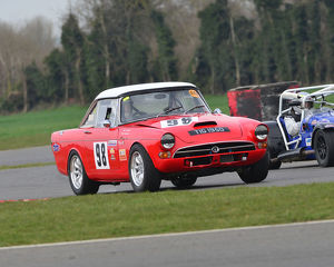 CJ7 1955 Tony Eckford, Tony Absolom, Sunbeam Tiger