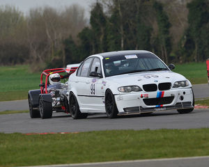 CJ7 1959 James Mumbray, BMW M3 E46