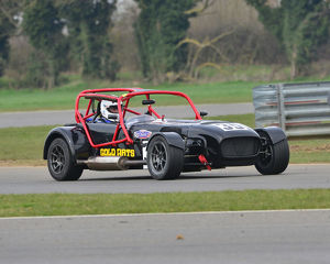 CJ7 1960 David Holroyd, Caterham CSR