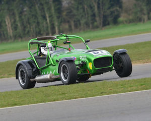 CJ7 1967 Mark Webster, Caterham R300