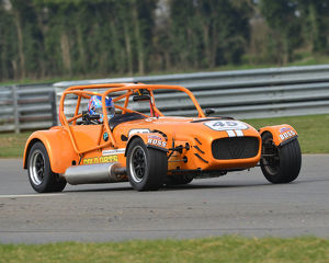 CJ7 2025 Christian Pittard, Caterham CSR