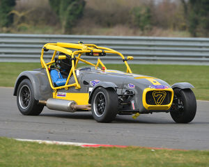 CJ7 2026 Chris Aubrey, Caterham 420R