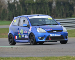 CJ7 2038 William Lynch, Frederick Lynch, Ford Fiesta ST