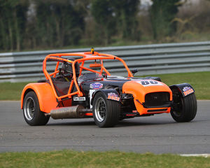 CJ7 2043 Tim Davis, Caterham C400