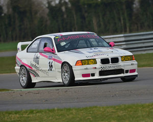 CJ7 2045 Mark Smith, James Moulton-Smith, BMW M3 Evo E36
