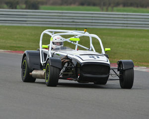 CJ7 2069 Peter Ratcliff, Caterham CSR