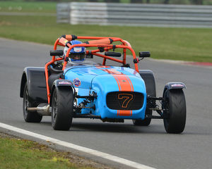 CJ7 2079 Matthew Drew, Caterham Supersport