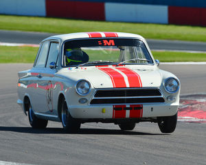 CJ7 2783 Shaun Balfe, Ford Lotus Cortina