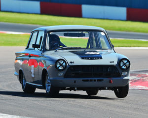 CJ7 2787 Graham Pattle, Ford Lotus Cortina