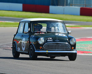 CJ7 2789 Peter Baldwin, Graham Churchill, Austin Mini Cooper S