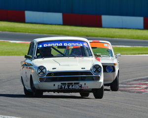 CJ7 2800 Richard Bateman, Stephen Upsdell, Ford Lotus Cortina