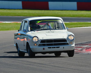 CJ7 2816 Andy Wolfe, Ford Lotus Cortina