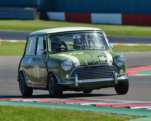 CJ7 2826 Nick Swift, Morris Mini Cooper S
