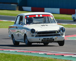 CJ7 2835 Alberto Vella, Ford Lotus Cortina